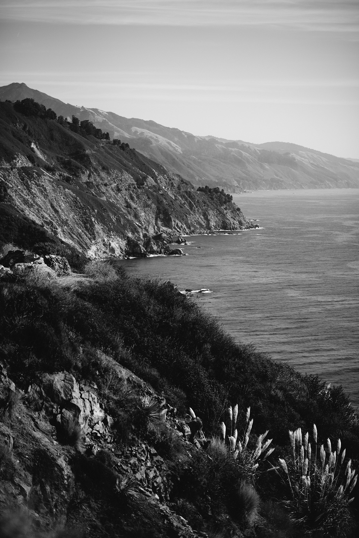 California road trip big sur
