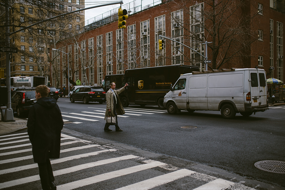 nyc hail a cab