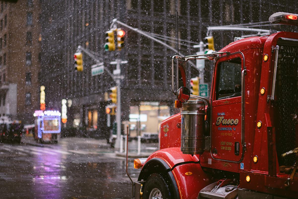nyc snow storm